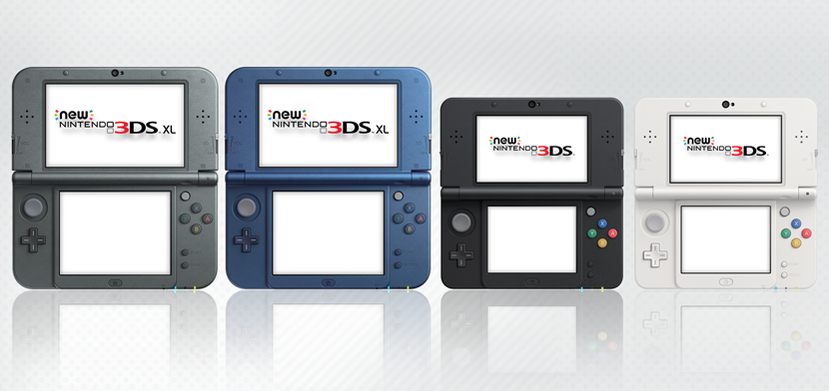 New Nintendo 3DS Europe