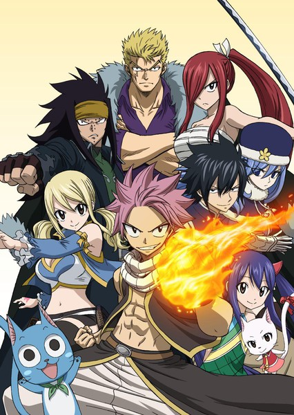 anime di Fairy Tail