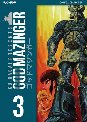 God Mazinger Vol 3